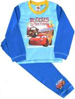 april fashion Disney Cars Boys Long Length Blue Pajama 2-5 Years
