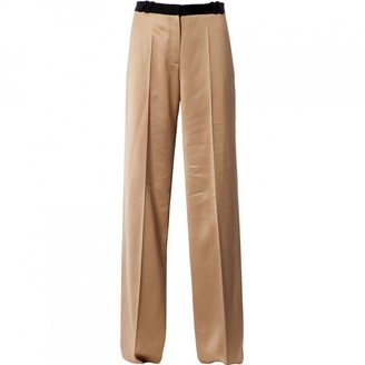 Pallas Multicolour Wool Trousers for Women
