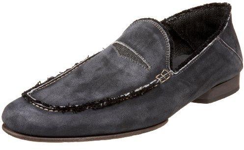 Donald J Pliner Men's Vian Loafer Black 10 M US
