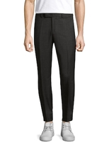 The Kooples Welt Pockets Flat Front Trousers