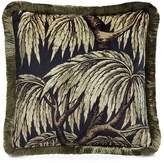 House of Hackney Babylon medium cushion - Midnight Willow