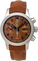 Fortis Limited Edition B-42 Aeromaster Blue Horizon Automatic Chrono Mens Watch Date 656.10.95 L.28