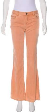 7fb877ac437 Wide Leg Peach Trousers - ShopStyle