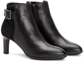 Aquatalia Danee Weatherproof Leather Bootie