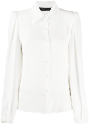 FEDERICA TOSI Bishop-Sleeves Shirt