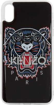 Kenzo Black Tiger iPhone XS Max Case