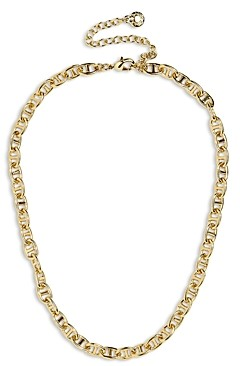BaubleBar Thalassa Link Collar Necklace, 16-19