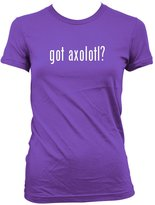 Shirt Me Up got axolotl? American Apparel Juniors Cut Women's T-Shirt