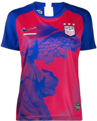 Nike x MadeMe graphic print T-shirt