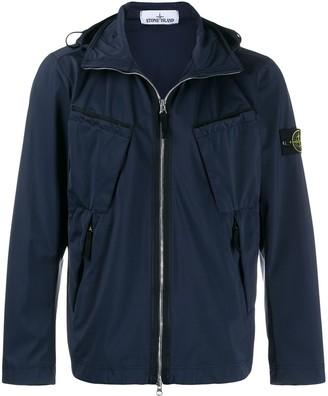 Stone Island wind breaker jacket