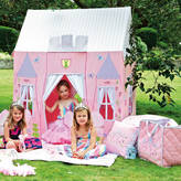Alice Frederick Fairytale Castle Playhouse: Gift For A Child Age 3+