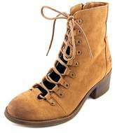 Billabong March To The Sea Women Round Toe Synthetic Tan Boot.