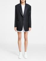 DKNY Pinstripe Jacket