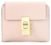 Chloé Drew Square leather wallet