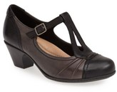 Earth Women's 'Wanderlust' T-Strap Pump