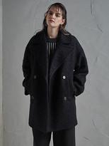 Navy Pea Coat For Women - ShopStyle