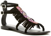 Matisse Lewis Beaded Sandal