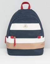 Tommy Hilfiger Modern Nylon Backpack in Stripe