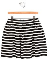Kate Spade Girls' Striped Flared Skirt w/ Tags