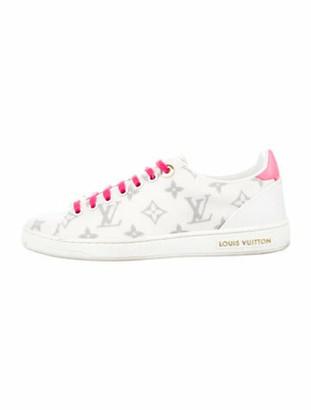 Louis Vuitton Frontrow Sneakers Pink