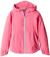 Columbia Kids - Splash Flashtm II Hooded Softshell Jacket Girl's Coat