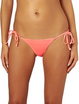 Roxy Strappy Love Tie Side Scooter Bikini Bottom