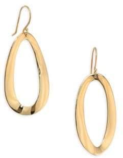 Ippolita Cherish Medium 18K Yellow Gold Drop Earrings