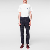 Paul Smith A Suit To Travel In - Slim-Fit Navy Windowpane Check Trousers