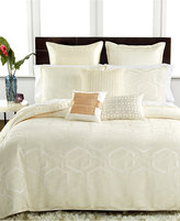 Hotel Collection Verve Queen Coverlet