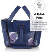 Meli-Melo Thela Mini Cross Body Bag Midnight Blue Jellyfish Print