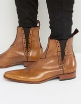 Jeffery West Yardbird Leather Chelsea Boots