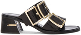 Tibi Leather Kari Sandals