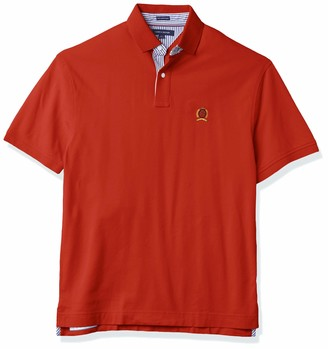 Tommy Hilfiger Men's Polo Shirt 35th Anniversary Iconic Re-Issue