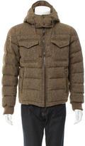 Moncler Florian Wool Jacket