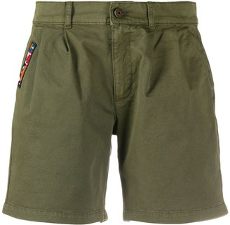 Mr & Mrs Italy Army Shorts