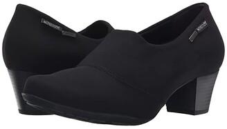 Mephisto Mila GT (Black Stretch) High Heels
