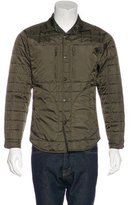 Zegna Sport Quilted Reversible Jacket