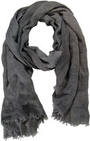 New Tobia Scarf In Charcoal