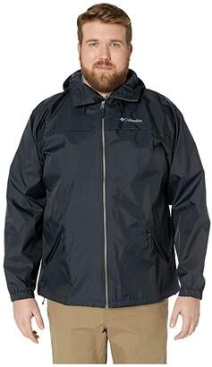 Columbia Big Tall Oroville Creek Lined Jacket (Black) Men's Coat