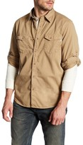 Timberland Cargo Long Sleeve Regular Fit Shirt