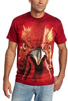 The Mountain Men's Rooster Head T-shirt