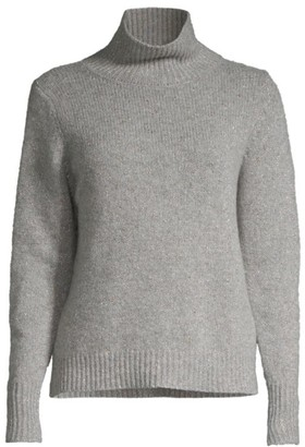 Seventy Cashmere & Wool-Blend Knit Sweater