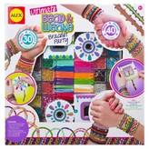 Alex Ultimate Bead & Weave Bracelet Party Kit