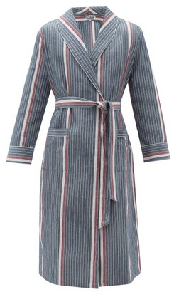P. Le Moult - Cotton Robe - Navy