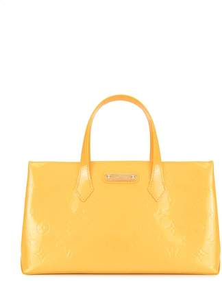 Louis Vuitton Pre Owned 2012 Vernis Wilshire PM tote