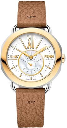 Fendi Selleria watch with interchangeable strap