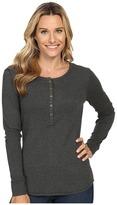 Royal Robbins Kick Back Henley Women's Long Sleeve Pullover