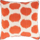 Madeline Weinrib Sunburst Mu Ikat Pillow