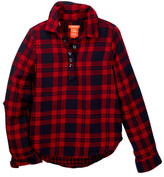 Joe Fresh Plaid Shirt (Big Girls)