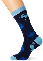 Hatley Men's SOAWIMO167 Socks